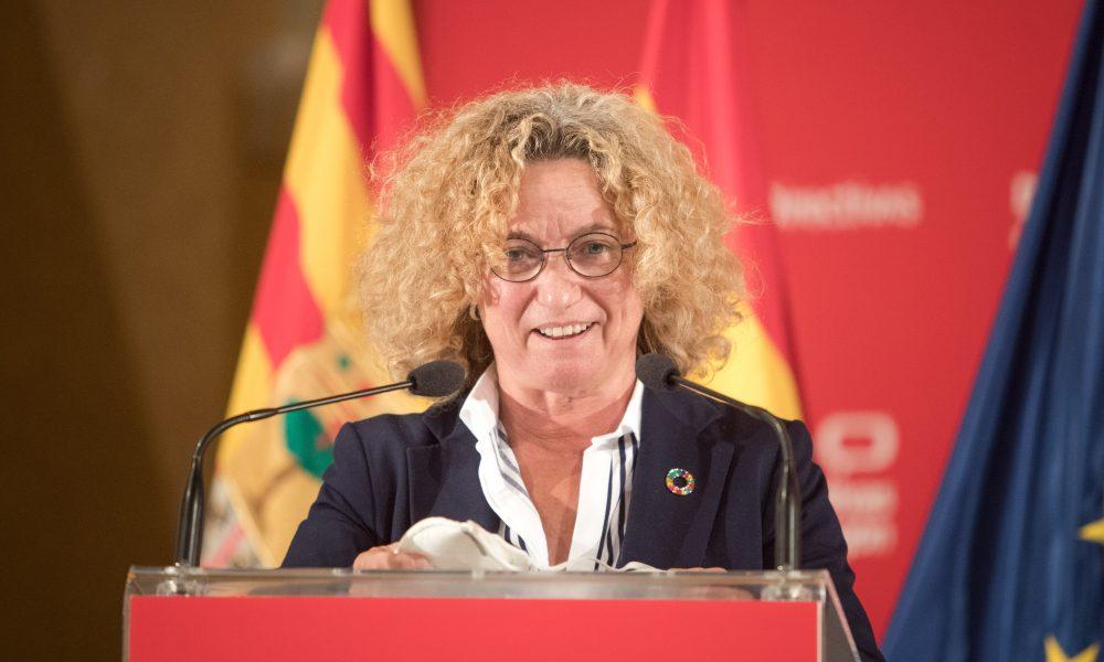 Premio TALENTO Y MÉRITO 2021, a la profesiona: CLARA ARPA AZOFRA